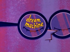 Dream Machine Title Card