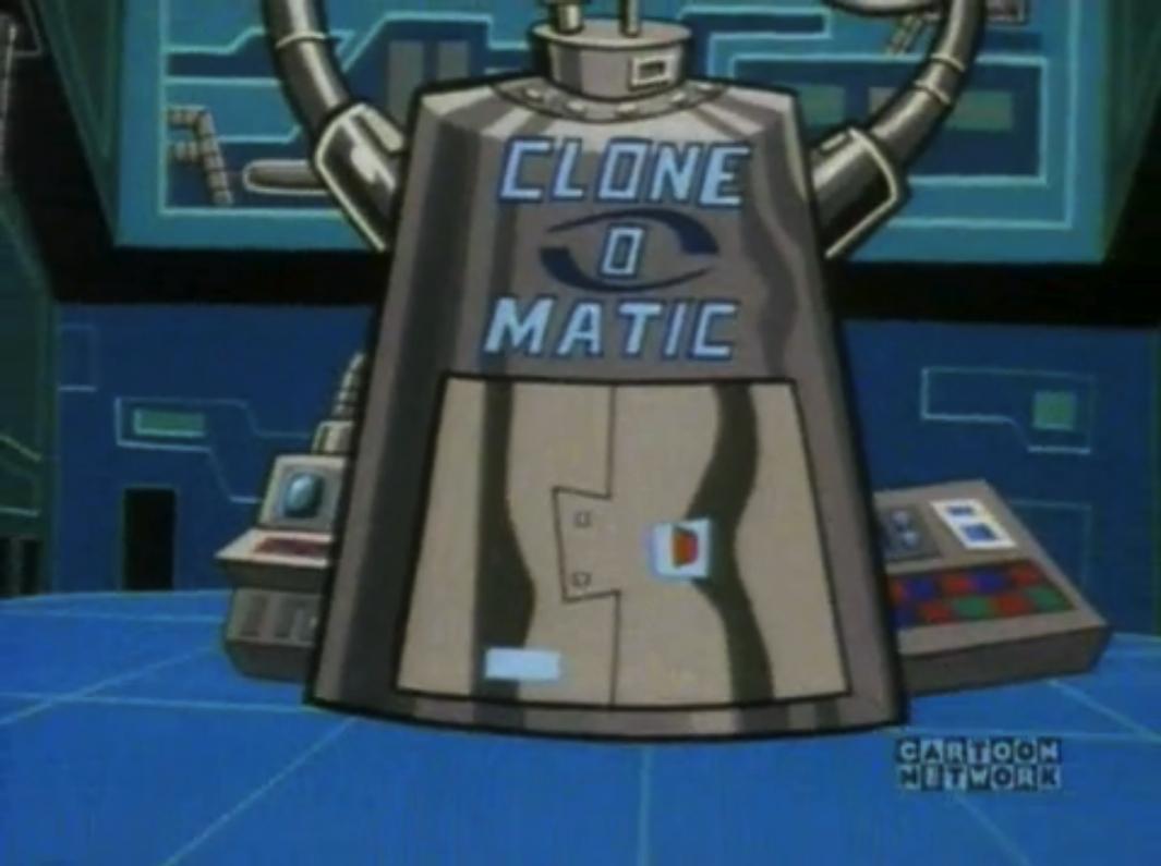 clone o matic dexter u0027s laboratory wiki fandom powered by wikia