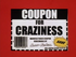 Coupon for Craziness