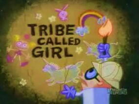 Tribe Called Girl 0001