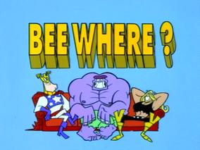 Bee Where
