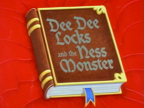 Dee Dee Locks and the Ness Monster