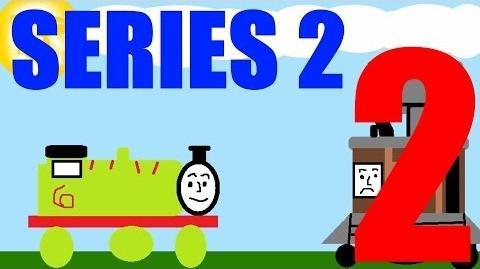 """Dezul and Fwinds"" Episode 2 (Series 2) - Percee und the Antsz"
