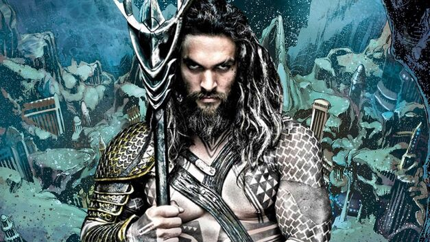 jason momoa aquaman game of thrones dc extended universe feature hero