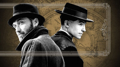 Credence's 'Crimes of Grindelwald' Identity Reveal Is Super Confusing