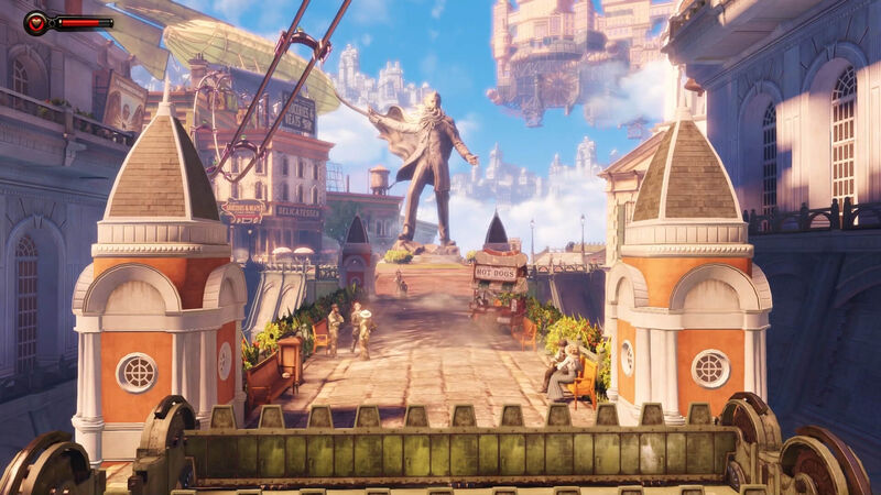 2K_BioShock-The-Collection_BioInfinite_Columbia-Town-Center