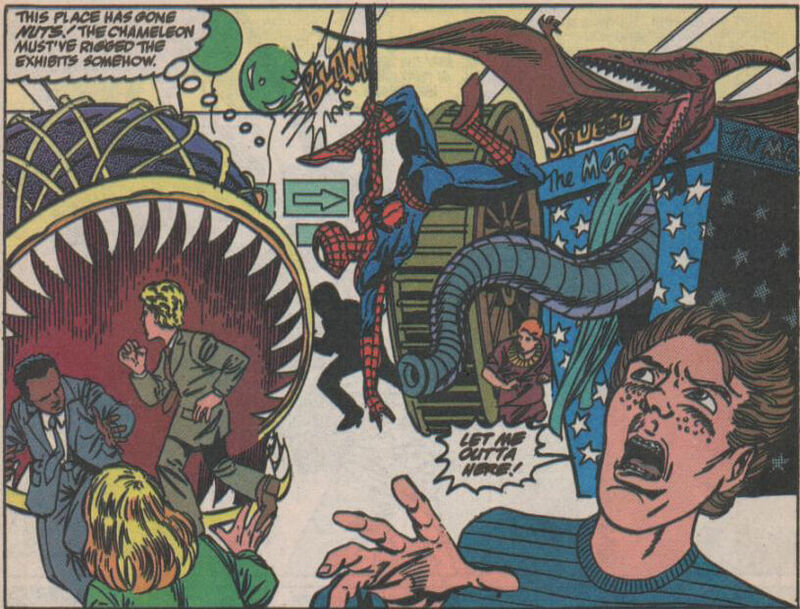 Spider-Man Double Trouble Jimmy Olsen