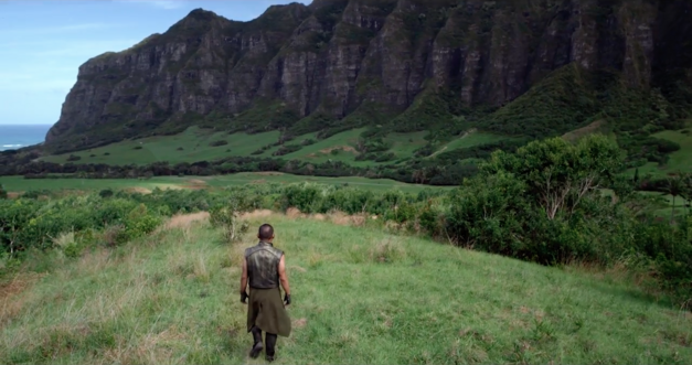 Inhumans in Hawaii
