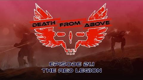The Red Legion - 21