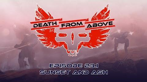 Sunset and Ash - 23