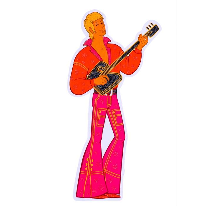 Картинки трубадур с гитарой