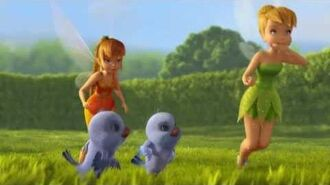 Disney Fairies Short Fairy Cherry Tree