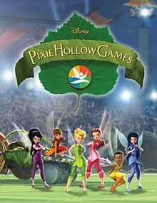 220px-Pixie Hollow Games FilmPoster
