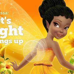 Disney Fairies: Iridessa Let's light things up