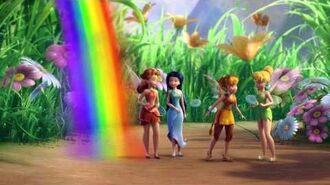 Disney Fairies Short Rainbow's End