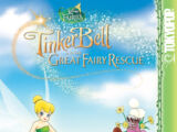 Tinker Bell and the Great Fairy Rescue (manga)