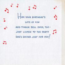 Happy birthday american telecard tinker bell - card