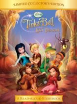 Tinker Bell and the Lost Treasure Storybook