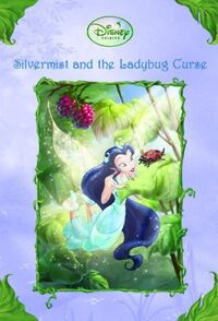 Silvermist and The Ladybug Curse Cover