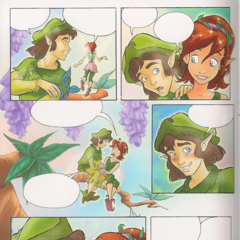Tinker Bell to the Rescue page 64