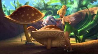 Disney Fairies Short Tink Gets Bugged