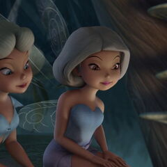 Qana (Icy) in Tinker bell film