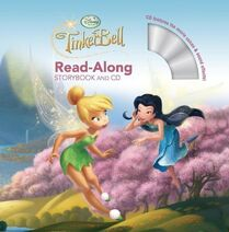 Tinker Bell read along story book and cd