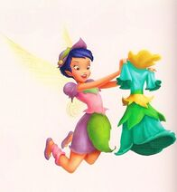 Cinda - fairies of pixie hollow