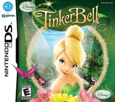 Disney Fairies Collection Exclusive Spring Flowers Collection