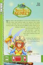 Tinker bell's secret manga - back