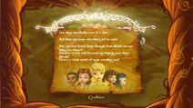 Tinkerbell adventure ending note