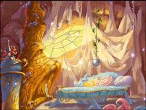 Fira room from disney fairies dvd