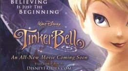 All video clips made public from scrapped Tinker Bell movie 2007