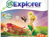 Disney Fairies: TinkerBell and the Lost Treasure (Leap Frog)