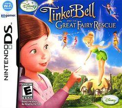Tinker Bell TGFR DS