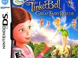 Tinker Bell and the Great Fairy Rescue (Game)
