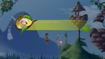 Tinker bell adventure Icy