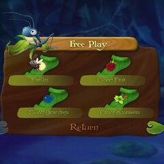 Mini Games (Free Mode)