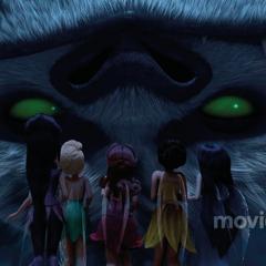 Meeting the fairies