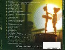 Tinker bell (soundtracks) - back