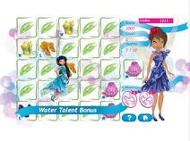 Pixie party couture - bonus water
