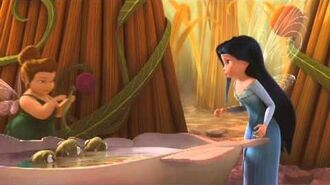 Tinker Bell And The Lost Treasure Bloopers - Slippery