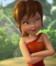 Fawn in tinker bell and the legend of the neverbeast