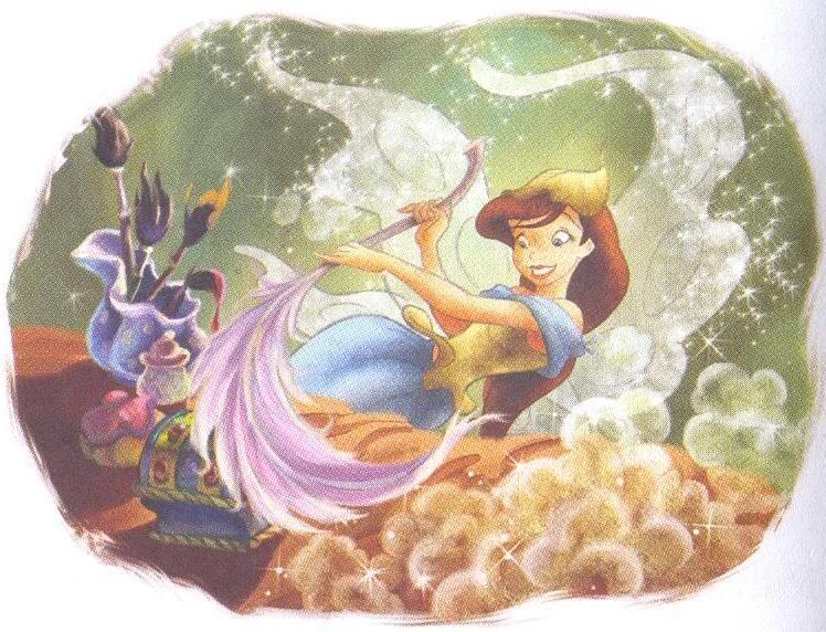 Fern Books Disney Fairies Wiki Fandom Powered By Wikia