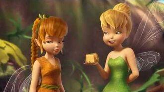 Disney Fairy Short Just Desserts