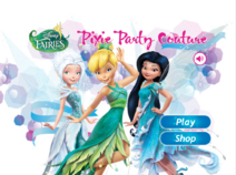 Pixie party couture home
