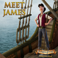 PF MEET JAMES