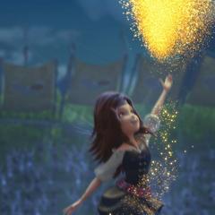 Amber Pixie Dust