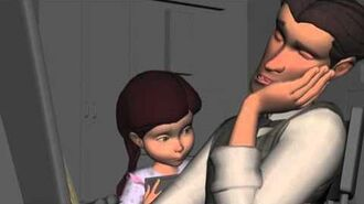Tinker Bell and the Great Fairy Rescue Featurette Lizzy's Bedtime Story