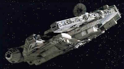 Han Solo's Greatest Millennium Falcon Moments